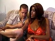 Tranny and man in oralsex