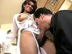 Killer body tranny oral